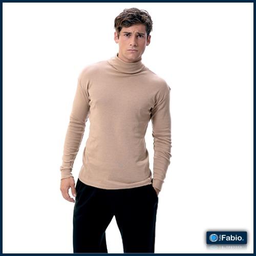 Ringo exterior camiseta hombre Cisne Algodón Canalé FABIO