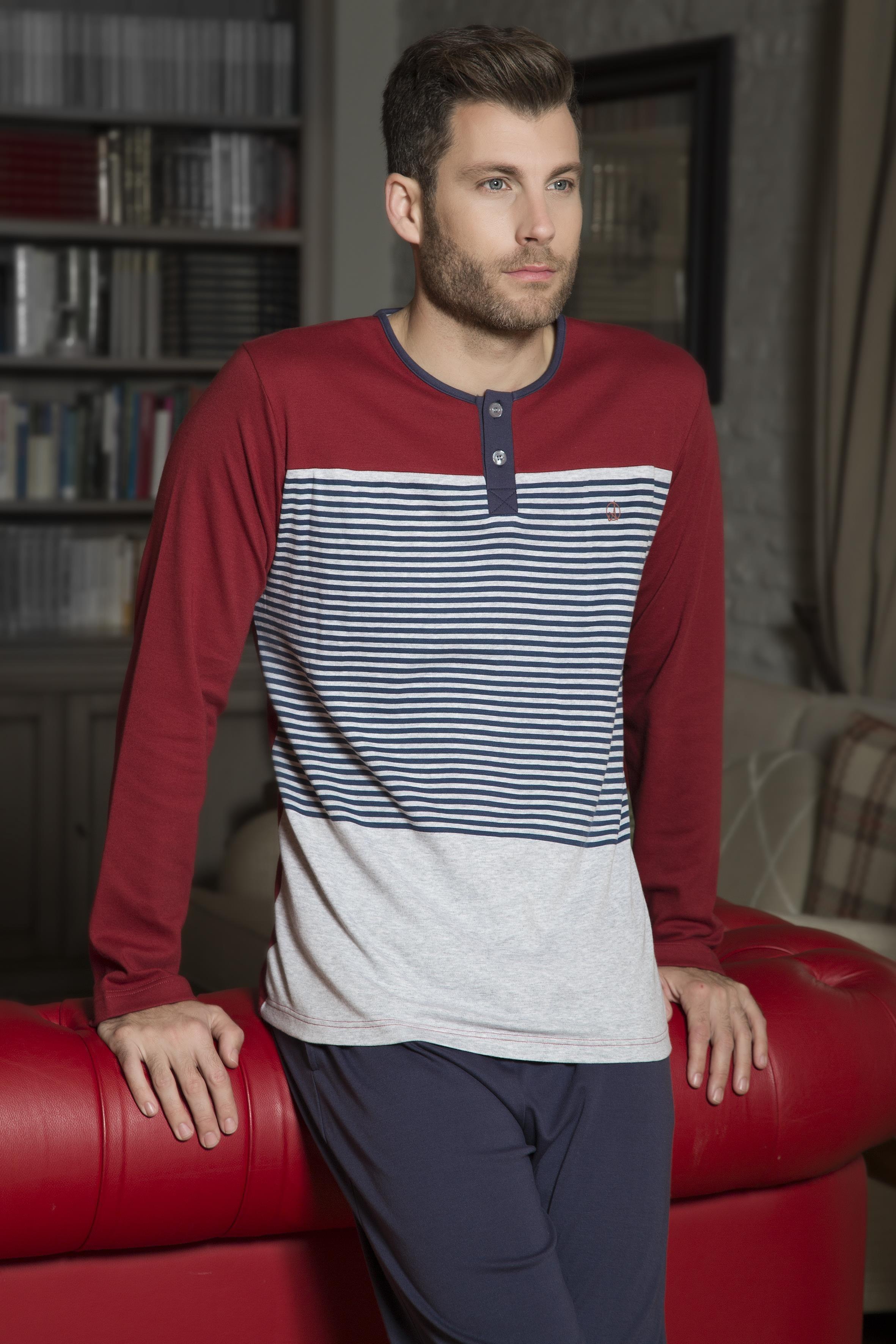 Pijama caballero suave arabe
