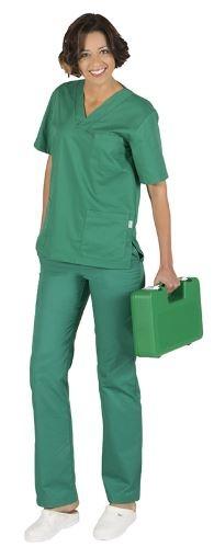 Conjunto sanitario unisex manga corta ENCA