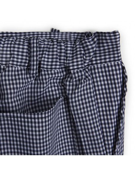 Pantalón cocina cuadros ENCA