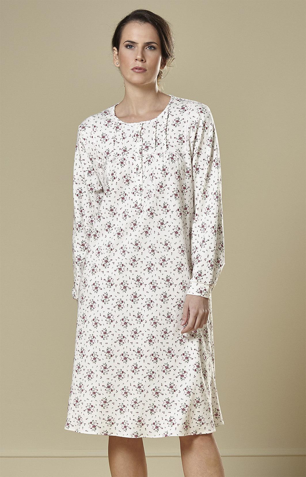 Camisón para mujer floral arabes