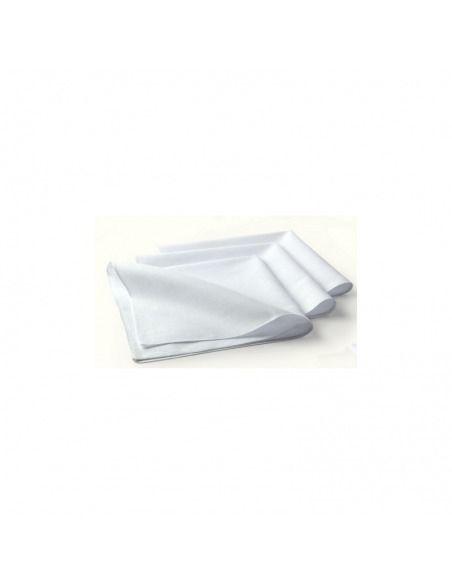 Pañuelo caballero algodón blanco rayas CONFECCION A MANO GUASCH
