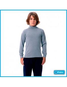 Ringo exterior camiseta niño Cisne Algodón Canalé FABIO