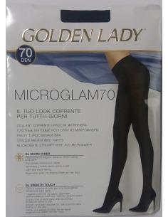 Panty tupido microfibra 70 den GOLDEN LADY