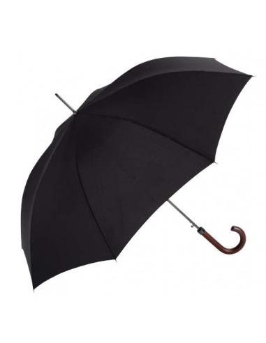Paraguas hombre largo automático antiviento 8 varillas EZPELETA