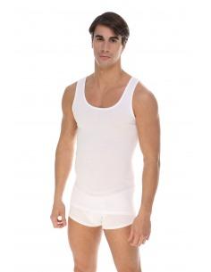 Camiseta hombre sport lisa tirante Algodón FERRYS