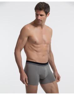 Bóxer cerrado algodón cintura anatómica ABANDERADO