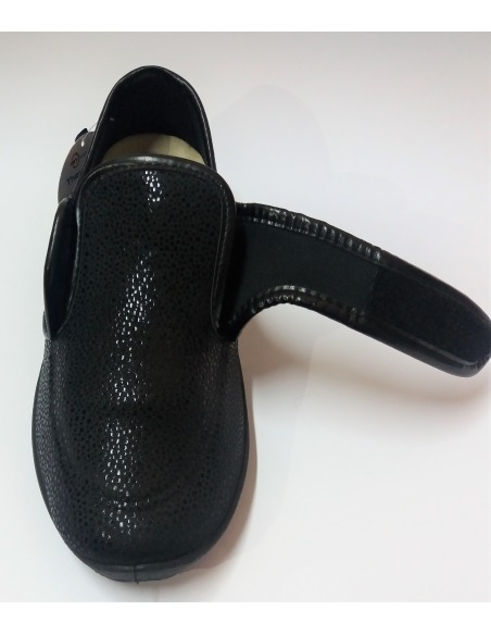 Zapato mujer anatómico velcro LA CADENA
