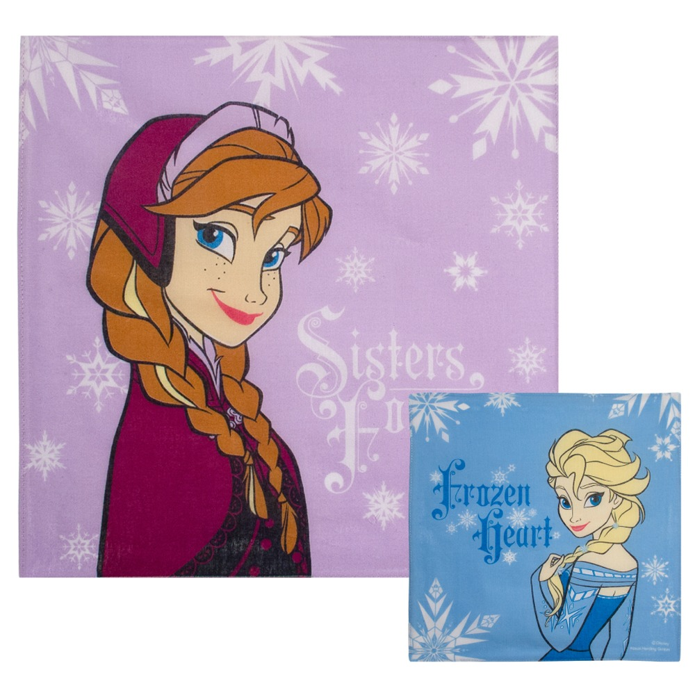 Pañuelo algodón infantil princesas Disney Canellas