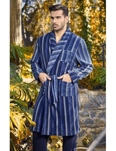 Bata caballero rayas arabe