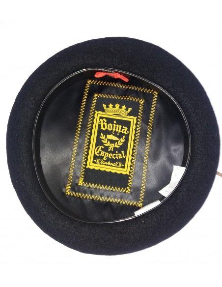 Boina clásica lana caballero ALVAREZ