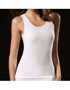 Camiseta interior térmica mujer tirante hombrera LUDGY