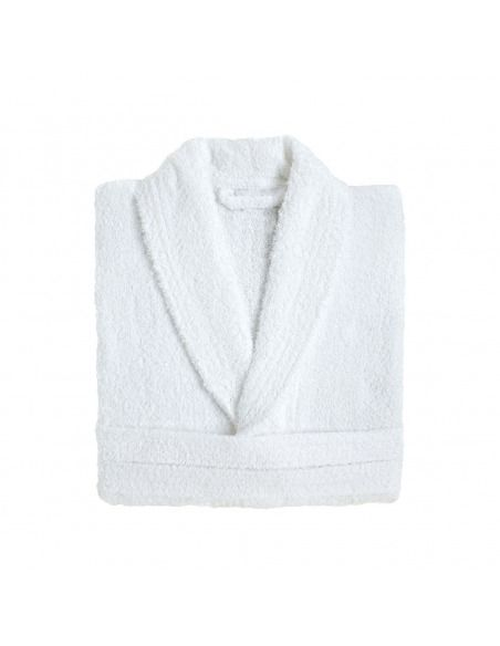 Albornoz baño algodón rizo Barceló