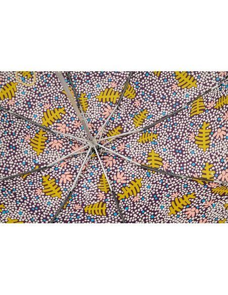 Paraguas mujer plegable manual floral antiviento GOTTA