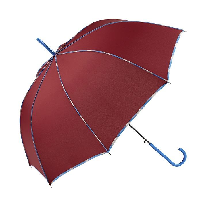 Paraguas largo mujer automático liso antiviento GOTTA