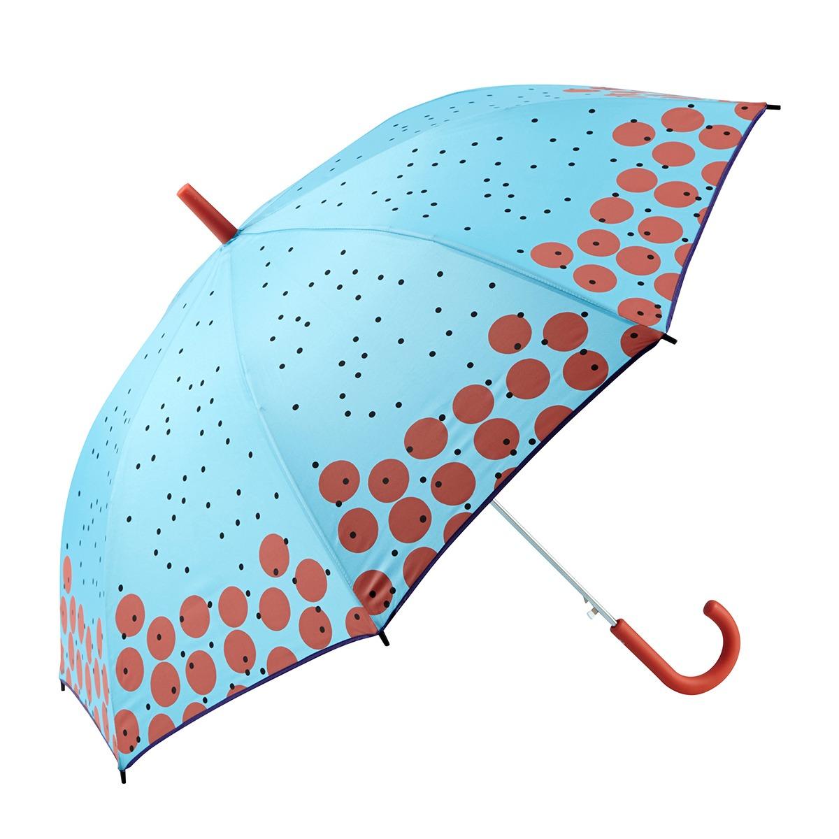 Paraguas largo niño niña automatico lunares antiviento GOTTA