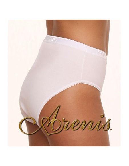 Braga alta mujer algodón entredos ARENIS